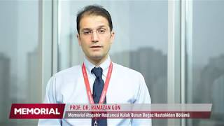 Baş-boyun kanserlerinin nedenleri nelerdir? - Prof. Dr. Ramazan Gün (KBB Hastalıkları Uz.)