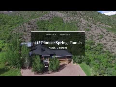 The Best Aspen, Colorado Lifestyle Estate