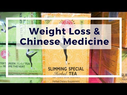 Weight Loss and Chinese medicine mindset, diet tea, dampness and lifestyle changes