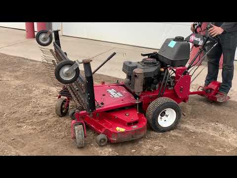 Exmark Turf-Tracer HP Commercial Lawn Mower | April Lawn