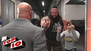 WWE 2K18 Top 10 RAW Moments : April 9, 2018 (RA...