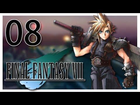 La Fuite de Midgar #8 Let's Play Final Fantasy VII