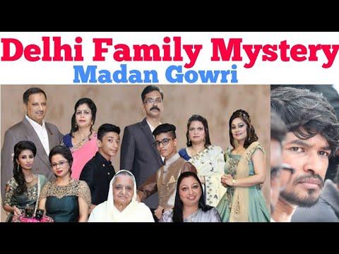 Delhi Family Mystery   Tamil   Madan Gowri   MG