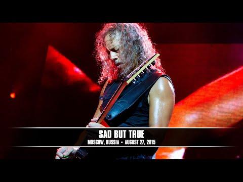 Metallica: Sad But True (MetOnTour - Moscow, Russia - 2015) Thumbnail image