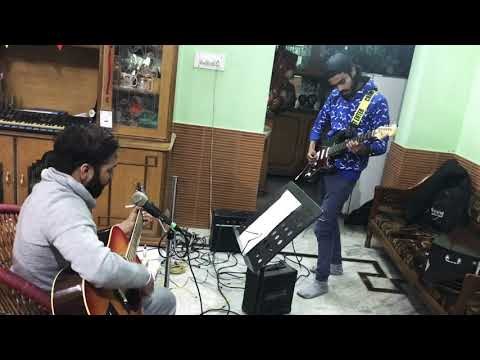 Yeh Fitoor Mera song live from the movie fitoor at Musicvilla Academy Jalandhar.