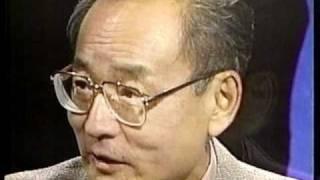 先日、お亡くなりになった小室直樹先生が立川談志の番組に出演した時の...