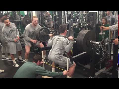 Brody Hoying Squat PR - 510
