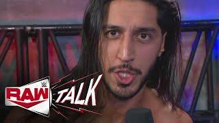 Mustafa Ali vows to embarrass Mansoor at WWE Crown Jewel: Raw Talk, Oct. 11, 2021
