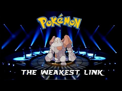 WHY AND HOW ARE YOU THAT BULKY!? |  Pokemon The Weakest Link #47