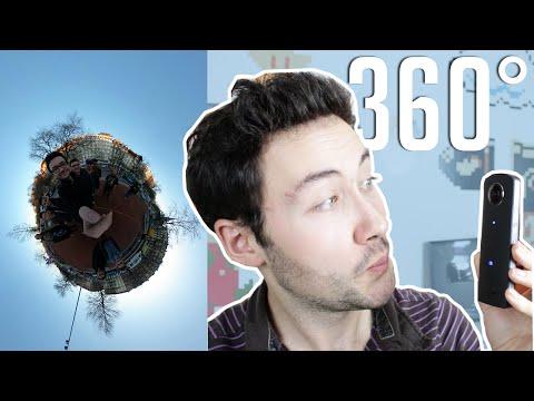 TEST CAMÉRA 360°