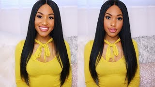 Styling Silky Straight RealBeauty Hair Extensions