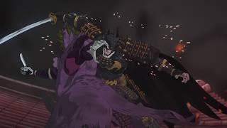 「ニンジャバットマン」本編映像3(バットマンVSジョーカー)