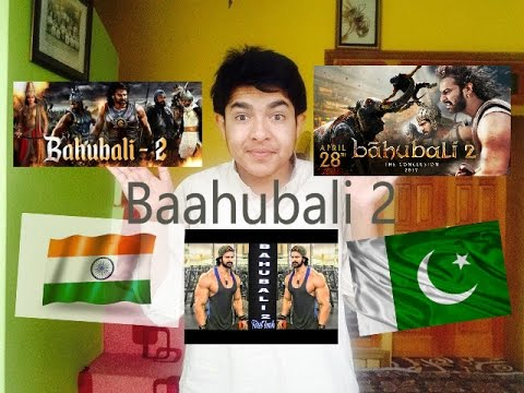 PAKISTANI REACT TO Baahubali 2 The Conclusion Trailer  S.S. Rajamouli Prabhas Rana Daggubati
