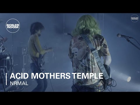 Acid Mothers Temple Boiler Room x NRMAL Live Set
