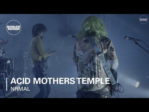 Acid Mothers Temple Boiler Room x NRMAL Live Set