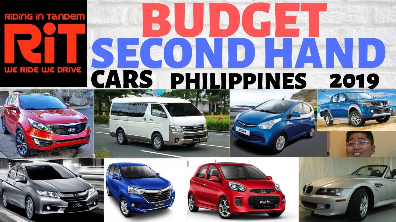 Budget Second Hand Used Cars Philippines 2019 Youtube