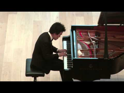 Grieg Competition 2014: Grieg - I love thee, Op. 41 No. 3 (Jiayan Sun)