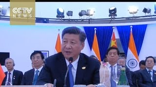 BRICS Summit: Leaders discuss global economic recovery