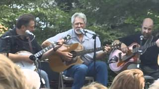 """""""I Am a Pilgrim"""" ~ Kruger Brothers with Charles Welch @ Jones House Boone NC (Doc Watson Day)"""