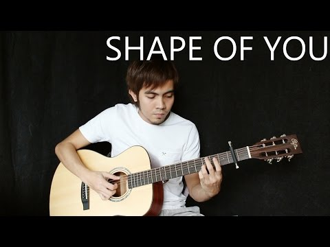 shape of you fingerstyle pdf