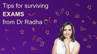 Tips for surviving exams from Dr Radha - The Mind:set - BBC Bitesize thumbnail