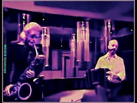 ASTOR PIAZZOLLA & GERRY MULLIGAN EN VIVO –AÑOS DE SOLEDAD - RAI UNO - TV ITALIANA - 1974