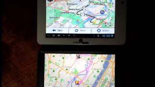 True review of Garmin dezl 760 and Truckers Tablet