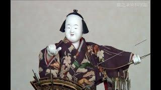 "【東芝】弓曳童子/【TOSHIBA】Japanese clockwork doll ""Yumihiki-doji"""