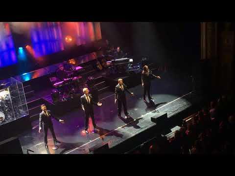 Collabro   Jersey Boys Mash Up   Royal Theatre Glasgow   25 11 17