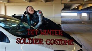 Winter Soldier Halloween Costume DIY