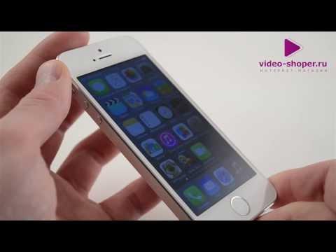 Купить Apple iPhone 5s 16GB space gray: цена смартфона Эпл