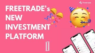 💸 3000 New Stocks, Fractional Shares and Freetrade's new investment platform