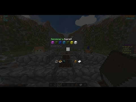 MENU DE BANS/SANCION - SKRIPT - Plugins #1
