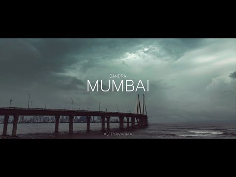 Mumbai #1 - The bandra bandstand fort || Aditya Varma