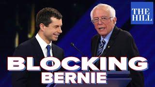 David Pakman: Is the establishment using Pete to block Bernie?