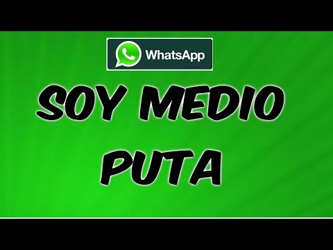 Soy Medio Puta   Audios de WhatsApp