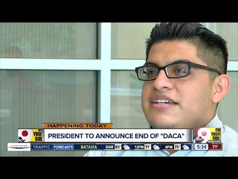Undocumented immigrant living in Cincinnati fears deportation if Trump ends DACA