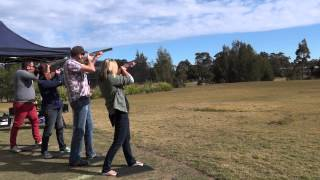 Laser Clay Shooting - Pinnacle Team Events