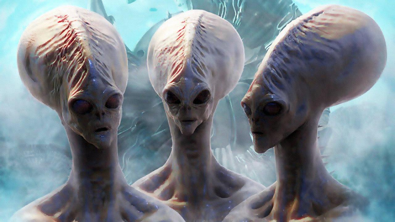 Сексуальные котакты с пришельцами доугих миров