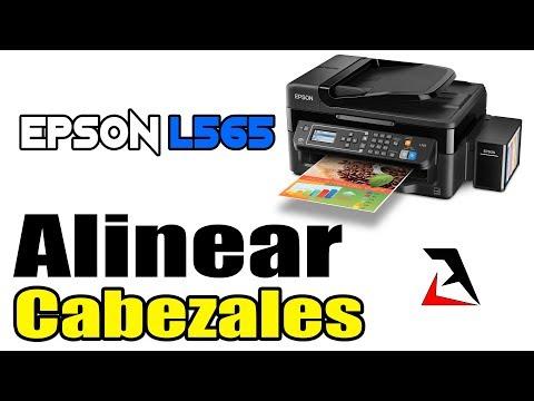 impresora-epson-l565-alinear-cabezales-(mantenimiento)