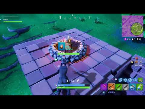 CAMPFIRE SONG SONG [Fortnite Edition]