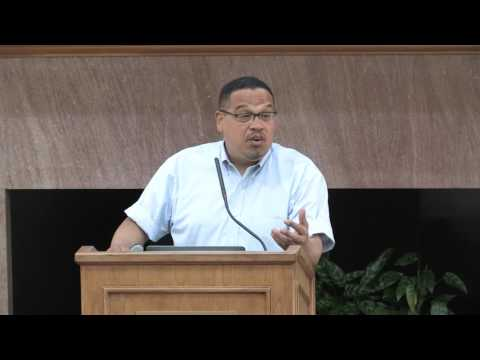 Keith Ellison: Islam and Muslims in America Today