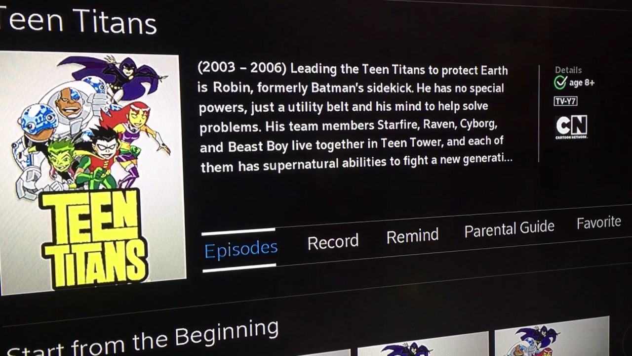 how to search on xfinity x1 on demand