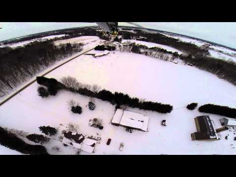Hexacopter Flight, Delhi Ontario