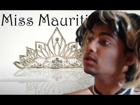 Miss Mauritius!