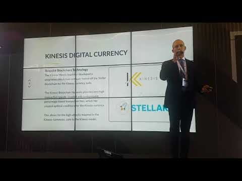 Kinesis Money | Blockchain Expo Europe 2018 | Kinesis Gold