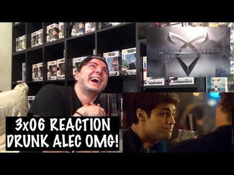 SHADOWHUNTERS  3x06 A WINDOW INTO AN EMPTY ROOM REACTION