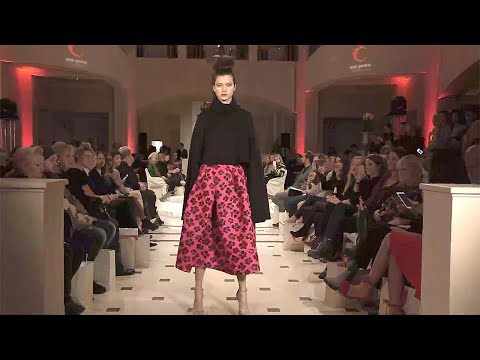 Anja Gockel | Fall Winter 2017/2018 Full Fashion Show | Exclusive