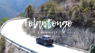 Travel to Tolantongo in1minute - Travel videos