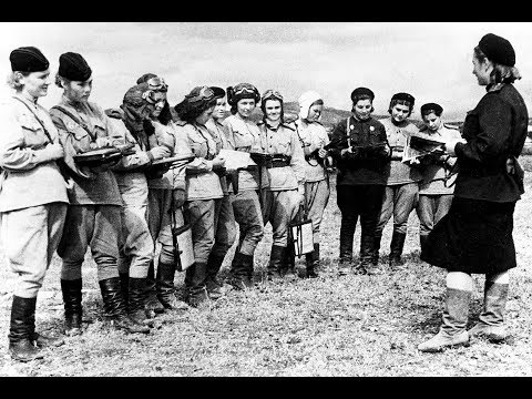 The Women of World War 2: Night Witches